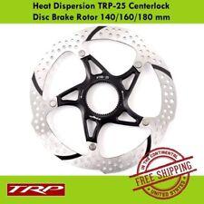 TRP Heat Dispersion TRP-25 Centerlock MTB Bike Disc Brake Rotor 140/160/180 mm