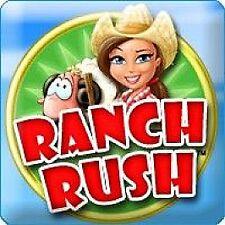 Ranch Rush - PC, Good Windows 95, Windows 98, Windows  Video Games