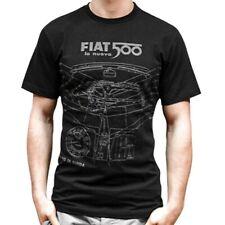 Tee-shirt Fiat 500