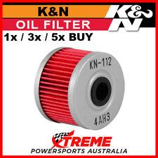 KN-112 Kawasaki KLX150L LAMS 2014-2016 Oil Filter 1x,3x,5x Pack Bulk Buy