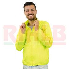Giacca Antipioggia TJ Marvin Mini E008 Alta Visibilità - giallo fluo