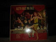 "HiFi Record R-805 Georgie's Varsity 5 - Jazz'n Razz Ma Tazz 1950's 12"" 33"