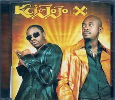 CD ALBUM 14 TITRES--K CI & JOJO--X--2000