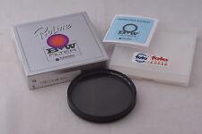 Original B+W Proline 72E Circular POL Filter in Mint- Cond. in Box,CPL Polarizer