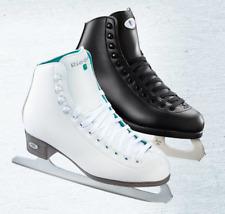 New Riedell Opal white Ice skates ,figure skates ,youth/child black or white