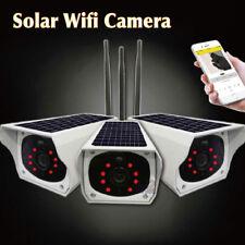 1080P 2.0MP Solar Outdoor Wireless IP Camera WiFi CCTV Security Surveillance Cam