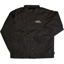 Brixton Ditmar Windbreaker Jacket Black