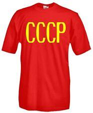 T-Shirt girocollo manica corta Politic N12 CCCP URSS Unione Sovietica