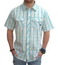 Element Trojan Short Sleeve Shirt in Indian Blue