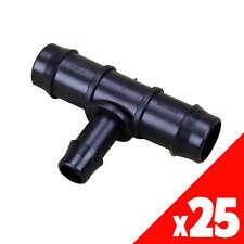 TEE Reducing 19mm x 13mm Low Density Fittings Garden Irrigation 45105 BAG of 25