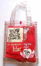Love Es Calcetines Hasta La Rodilla Rojo - Paquete Navidad