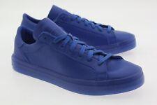 Adidas Men Court Vantage Adicolor blue S80252