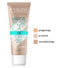 Eveline Cosmetics mágico CC Cream Fundación corrige ilumina Matts