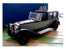 1/43 Rio (Italy)   FIAT 12V Dorsay de Ville 1921  #49