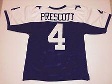 UNSIGNED CUSTOM Sewn Stitched Dak Prescott Thanksgiving Jersey - M, L, XL, 2XL