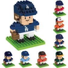 MLB Baseball 3D BRXLZ Player Puzzle Construction Block Set - Pick Team!