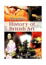 History of British Art (Essential Art) by Steer, Isabella Hardback Book The