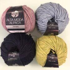 LANA GROSSA - Alta Moda Alpaca   Alpakawolle, Schurwolle, freie Farbwahl, 50 g