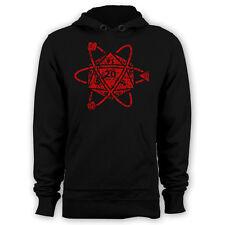 D20 Atom hood DnD hoodies dungeon master hoody