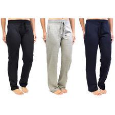Mujer Niña pantalón de chándal Joggings TRACSUIT Pantalones Suéter Joggers
