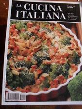 """"""" LA CUCINA ITALIANA """" N°01  GENNAIO 1997"""