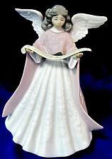 Lladro Angel Tree Topper #5831 Brand Nib Rare Bargain $115 Off Christmas Free Sh