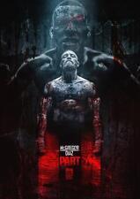 Conor McGregor V Nate Diaz UFC 202 Art Print Photo Poster A3 A4