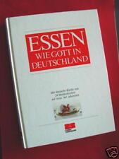 ESSEN WIE GOTT IN DEUTSCHLAND, deutsche Küche von 24 Meisterköchen auf...