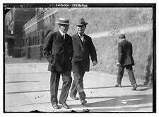 Photo of F.W. Lowden and Sen. Borah
