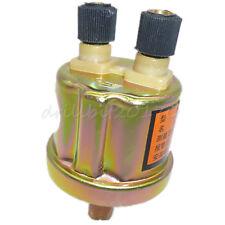 VDO Oil Pressure Gauge & Warning light sensor  1/8 NTP