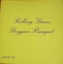 THE ROLLING STONES-BEGGARS BANQUET LP VINILO DOUBLE COVER 1970 SPAIN