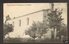 SAINT-GENIES-de-MALGOIRES (30) LE TEMPLE