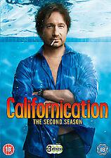 Californication 2nd Season Dvd David Duchovny New & Factory Sealed