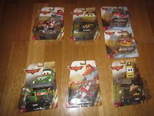 DISNEY PIXAR PLANES DIE CAST VEHICLES 1 : 55 scale various available NEW Mattel