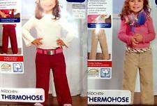 Mädchen Thermo Hose Beige oder Pink Gr. 86 92 98 104 110 116