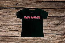 Boys T-shirt~ Infant shirt~IRON MAIDEN~boys band shirt~infant band shirt