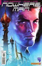 Nowhere Man #2 (of 4) Comic Book - Dynamite