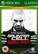 Tom Clancy's Splinter Cell: Double Agent (Microsoft Xbox 360, 2006) - European …