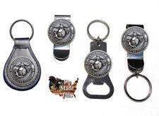 Authentic UNITED STATES MARINES USMC C-Clip Strap Key Chain NEW
