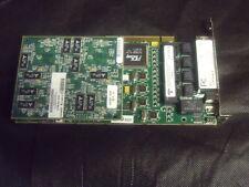 Dell 128K 4 Port 8A ISDN Modem Card PCI 2663D