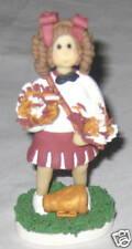 "Papel 4"" Girl Cheerleader Figurine"
