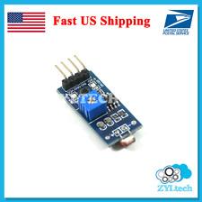US Ship Digital Light Intensity Sensor Module Photo Resistor for Arduino etc