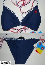 Costume da bagno due pezzi bikini donna VOLCOM Ameristone mare piscina