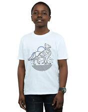 Harry Potter Niños Buckbeak Line Art Camiseta