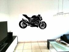 Ducati Streetfighter 848 Wandtattoo verschiedene Größen