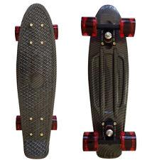 """LMAI 22''/27"""" Cruiser Skateboard Graphic Fiber Board Penny Style Skateboard"""