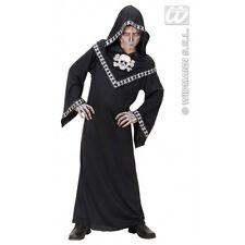 Boys SKULLZAR Costume for Skeleton Halloween Fancy Dress Outfit