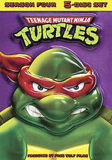 Teenage Mutant Ninja Turtles: Original Series - Season 4 Cam Clarke, Barry Gord