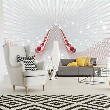 Fototapete Tapete Wandbild Textil 10064_TXVEN Korridor 3D