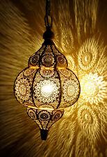 Indian Moroccan Lamp Oriental Pendant Arabian Metal Ceiling LightHanging Lantern